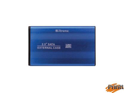 """Immagine di KIT ESTERNO HD 2.5"""" SATA USB 2.0"""