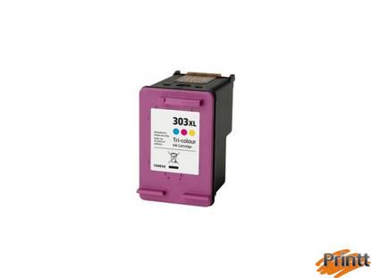 Immagine di CARTUCCIA INK COMPATIBILE PER HP T6N03AE COLOR